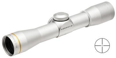 FXII HANDGUN SCOPE 4X28 SILVER