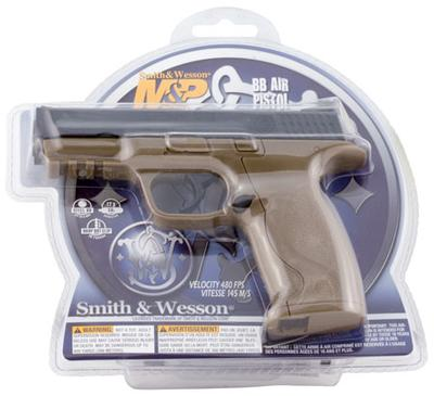 SMITH AND WESSON CO2 PISTOL BB ONLY