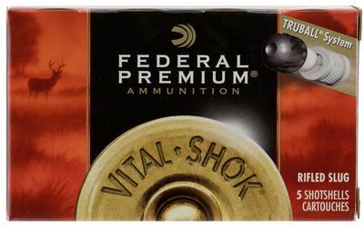 Federal PB127RS Vital-Shok 12 Gauge 2.75