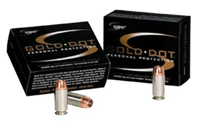 357 MAG 135 GR HP GOLD DOT 20 RD