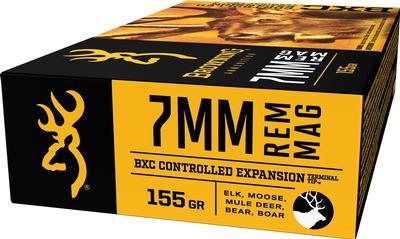 7MM REM 155GR BXC CONTROL EXPANSION 20RD
