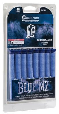 BLUE MZ 50/50 48CT