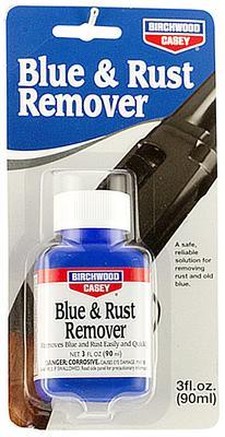 Birchwood Casey 16125 Liquid Blue Rust Remover 3 oz