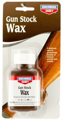 Birchwood Casey 23723 Gun Stock Wax Wood Finish 3 oz