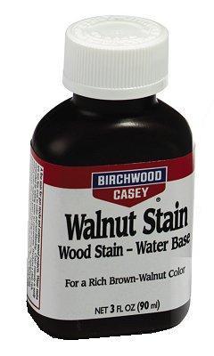 Birchwood Casey 24123 Walnut Water Liquidt Stain  3 oz