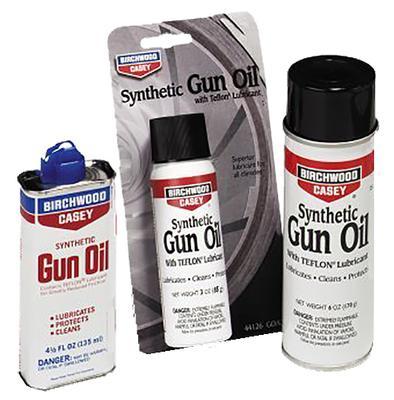 SYNTH GUN OIL 4.5OZ