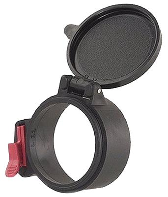 Butler Creek 30170 Flip-Open Objective Lens Cover Sz 17 Black