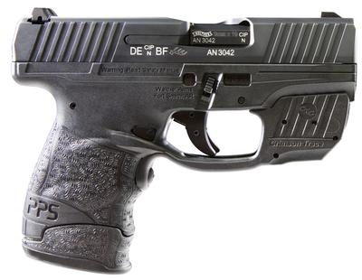 PPS M2 W/CT LASERGUARD RED, 9MM