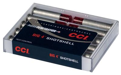 38/357 MAG BIG 4 SHOTSHELL