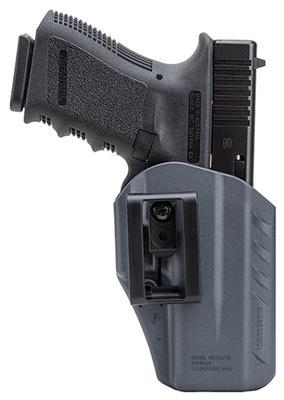 Desantis Gunhide 031BAR7Z0 Insider RH Kel-Tec P3AT Leather Black