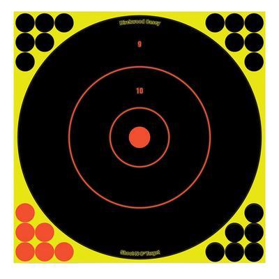 SHOOT-N-C 12IN BULLSEYE TR