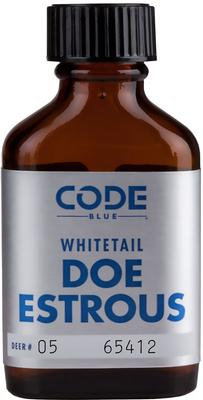 Code Blue OA1001 Estrus Doe Urine 1 oz