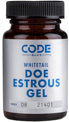 Code Blue OA1026 Whitetail Estrous Gel 2 oz