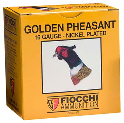 16GA  5 SHOT  GOLDEN PHEASANT