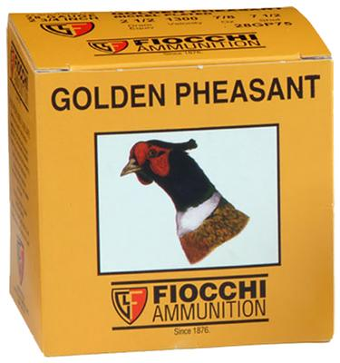 20GA 3 MAX 1-1/4OZ #6 GOLDEN PHEASANT