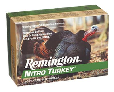 Remington Ammunition NT12355 Nitro Turkey 12 Gauge 3.5