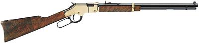 Henry H004M Golden Boy Standard Lever 22 Winchester Magnum Rimfire (WMR) 20.5