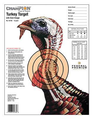 LIFE SIZE IMAGE-TURKEY TGT