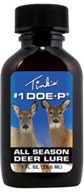 NO.1 DOE PEE DEER URINE LURE 1 OZ