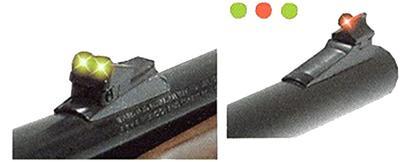 Truglo TG110W Firesight Shotgun Remington Fiber Optic Green/Red   Black