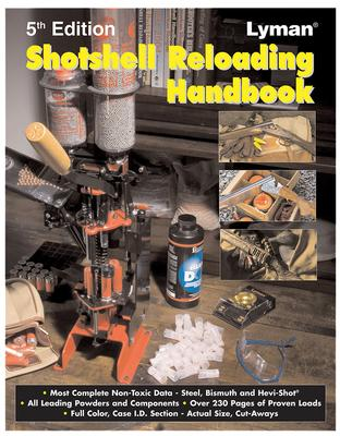 SHOT SHELL HANDBOOK 5TH ED