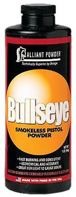 Alliant 150626 Bullseye Smokeless Pistol Powder 1lb 1 Canister