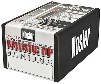 7MM BULLET 140GR SPITZER BALLISTIC TIP