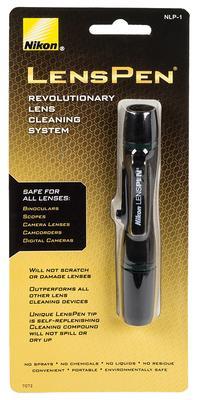 Nikon 7072 Lenspen Cleaning System Compact Optics System