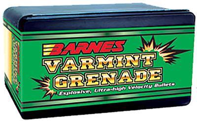 22CAL BULLET 50GR VARMINT GRENADE