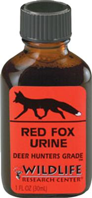 RED FOX URINE MASKING SENT PUMP 1 OZ