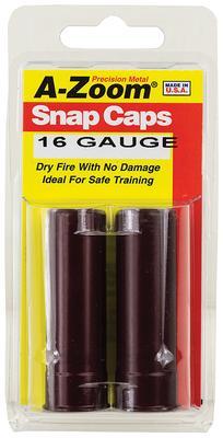 A-Zoom 12212 Snap Caps 16 Ga  2 Bx/ Aluminum Cs