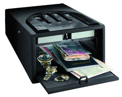Gunvault GVB1000 Micro Vault Security Safe 5.25x8.25x12 Black