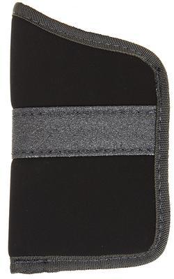 Blackhawk 40PP02BK Inside The Pocket Holster Suede Black