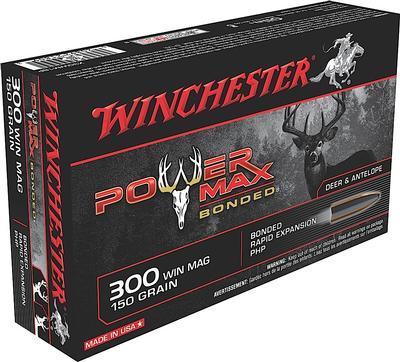 300WIN MAG 150GR POWERMAX BOND