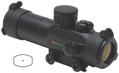 RED DOT 30MM GBL 2-CLR/SS BLK