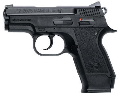 2075 RAMI 9MM BLACK POLYCT