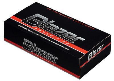 CCI 3591 Blazer 40 S&W 180 GR Full Metal Jacket 50 Bx/ 20 Cs