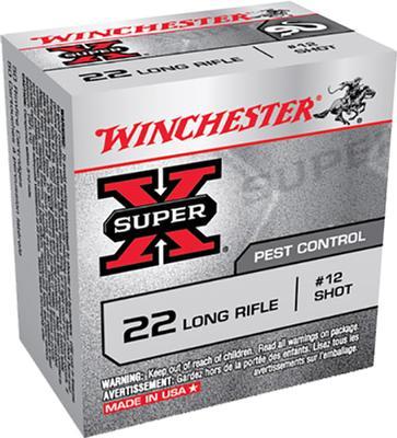 22 LR #12 SHOT SUPER-X