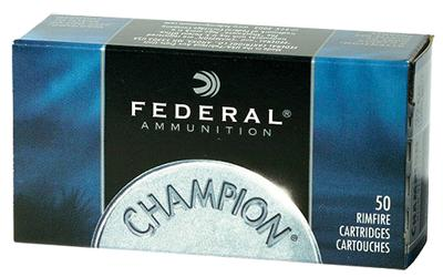 22 MAG 40 GR FMJ CHAMPOIN  50 RD