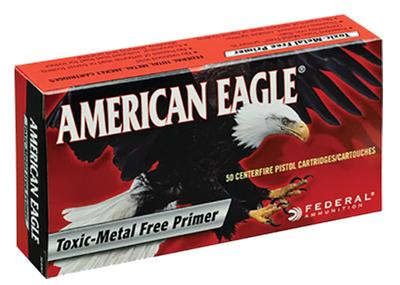 380 ACP 95 GR FMJ AMERICAN EAGLE 50 RD