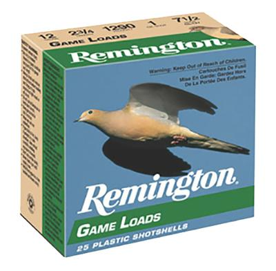 Remington Ammunition GL166 Lead Game Load 16 Gauge 2.75