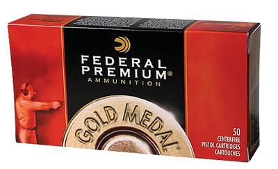 45 ACP 185 GR FMJ-SWC GOLD MEDAL 50 RD