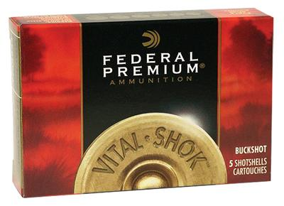 Federal P2582B Vital-Shok 20 Gauge 3