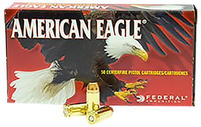 40 S+W 180 GR FMJ 50 RD AMERICAN EAGLE