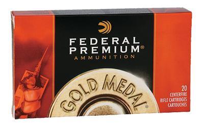 Federal GM300WM Premium 300 Win Mag Sierra MatchKing BTHP 190 GR 20Box/10Case
