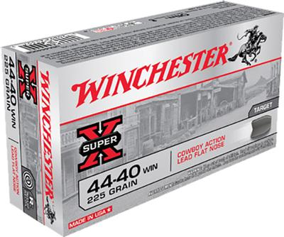 44-40 WIN COWBOY ACTION 225 GR LEAD 50RD