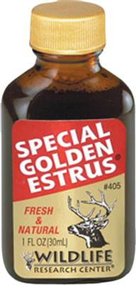 SPECIAL GOLDEN ESTRUS  405 DEER LURE