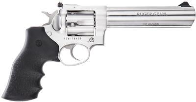Ruger 1707 GP100 Standard Single/Double 357 Magnum 6