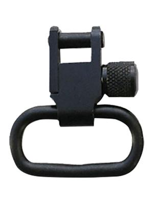 SWIVELS 1 LOCKING BLK