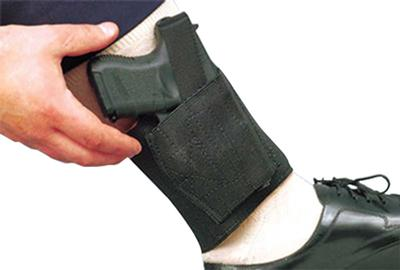 APACHE ANKLE HOLSTER RH BLK